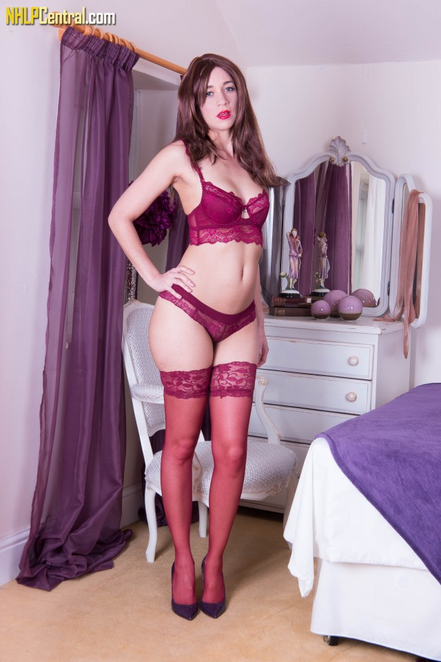 Samantha Alexandra - More than a lingerie tease!