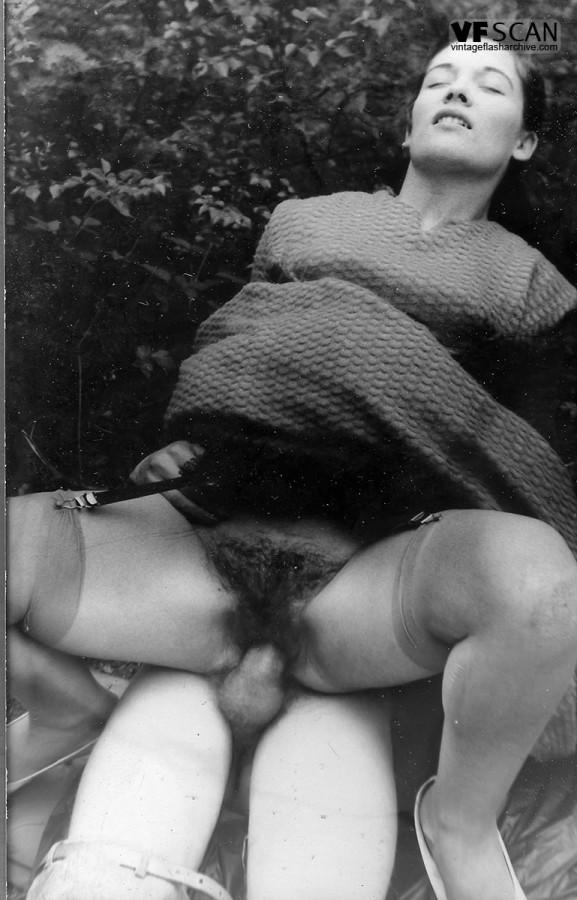 винтаж сексретро фото