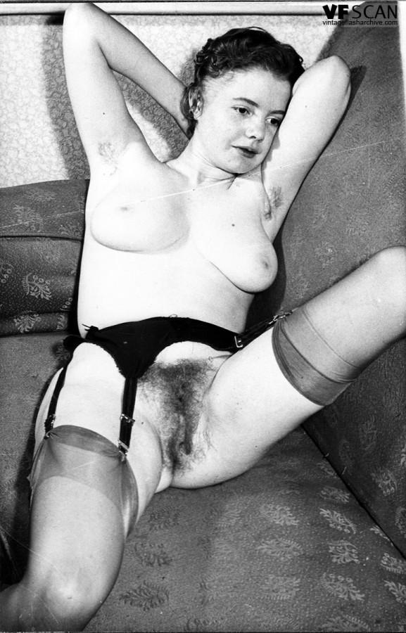 Vintage 1960s hairy hardcore porn hq