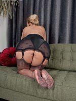 Taylor Morgan - Sweet Nylon Feet - Picture 12