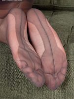 Taylor Morgan - Sweet Nylon Feet - Picture 13