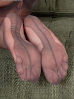 Taylor Morgan - Sweet Nylon Feet - Picture 14