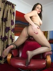 Sexy Pics 4 U- Sophia Delane @ Pantyhose4u.net